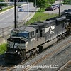 Norfolk Southern SD70M No. 2608