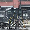Norfolk Southern SW1001 No. 2102