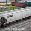 Norfolk Southern 3-Bay Trinity 5161 cu. ft. Class HC117 Covered Hopper No. 296004