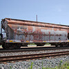 Norfolk Southern 2-Bay ACF 4000 cu. ft. Centerflow Covered Hopper No. 99566