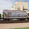 Norfolk Southern 2-Bay ACF 2980 cu. ft. Class HC79 Centerflow Covered Hopper No. 180630