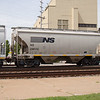 Norfolk Southern 2-Bay Trinity 3281 cu. ft. Class HC118 Covered Hopper No. 236152