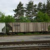 Norfolk Southern 4-Bay PS 5325 cu. ft. Covered Hopper No. 270145