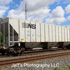 Norfolk Southern 3-Bay PS 4750 cu. ft. Covered Hopper No. 253172