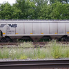 Norfolk Southern 3-Bay FCA 5200 cu. ft. Class HC122 Covered Hopper No. 298215