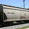 Norfolk Southern 3-Bay Trinity 5150 cu. ft. Covered Hopper No. 840780