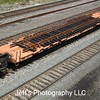 Norfolk Southern Maintenance of Way Flat Car No. 901593