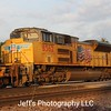 Union Pacific SD70ACe No. 8562