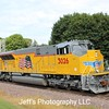 Union Pacific SD70AH No. 3026