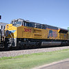 Union Pacific SD70AH No. 3093