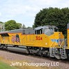 Union Pacific SD70AH No. 3024