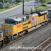 Union Pacific SD70AH No. 8936