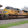 Union Pacific SD70AH No. 8887