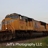 Union Pacific SD70M No. 4954