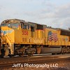 Union Pacific SD70M No. 5158