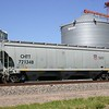 Union Pacific 3-Bay ARI 5161 cu. ft. Covered Hopper No. 721348