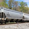 Union Pacific 3-Bay Greenbrier 5188 cu. ft. Covered Hopper No. 92099