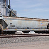 Union Pacific 3-Bay 4600 cu. ft. Covered Hopper No. 724205