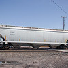 Union Pacific 3-Bay 5204 cu. ft. Covered Hopper No. 23408