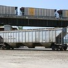 Union Pacific 3-Bay PS 4750 cu. ft. Covered Hopper No. 470466