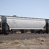 Union Pacific 3-Bay 5204 cu. ft. Covered Hopper No. 112557