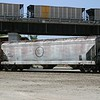 Union Pacific 3-Bay ACF 4600 cu. ft. Centerflow Covered Hopper No. 718462