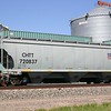 Union Pacific 3-Bay ARI 5161 cu. ft. Covered Hopper No. 720837