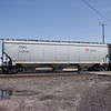 Union Pacific 3-Bay 5204 cu. ft. Covered Hopper No. 112191