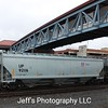 Union Pacific 3-Bay Greenbrier 5188 cu. ft. Covered Hopper No. 92116