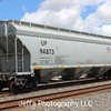 Union Pacific 3-Bay ARI 5250 cu. ft. Covered Hopper No. 94873