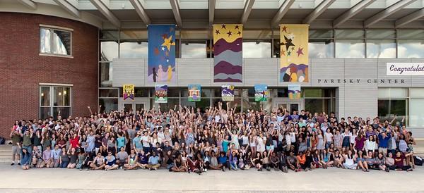 2017 Senior Class Photo