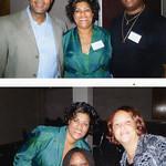 Delton, Brenda & Leroy<br /> Brenda, Bertha & Francine