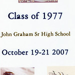 """To be in the """"Class of 77"""" was the year..."""