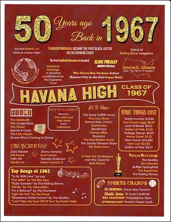 xClass of 67 Havana
