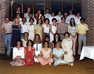 10th Class Reunion at HHS Cafeteria, Hawkinsville
