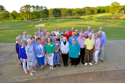 Class of 68 Official Photo by Mike Newman