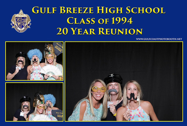GBHS 1994 Photobooth Class Reunion