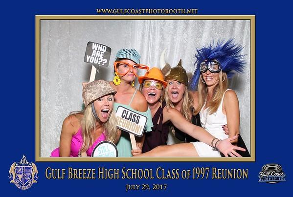 Gulf Breeze High School Class of 1997