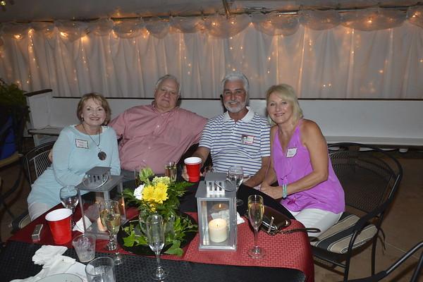 Karen & John Dana, Pat & Gay Nelson