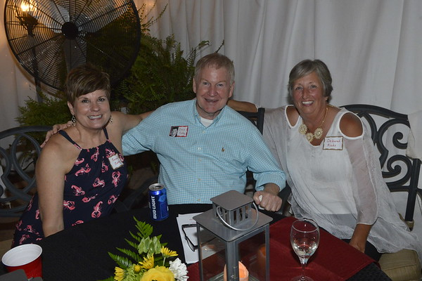 Susan & Dick Coley, Deborah Ricks