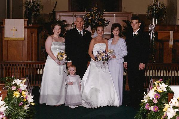 Christen's Wedding