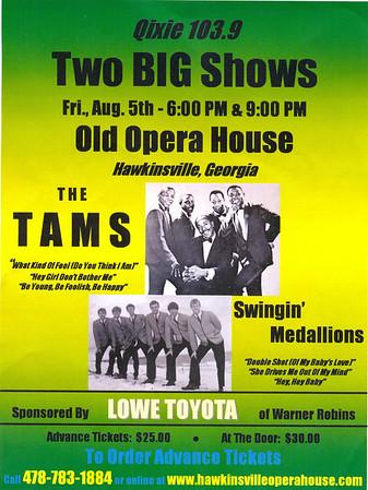 Swinging Medallion & Tams0001