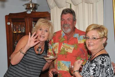 Joan, Wayne & Nancy
