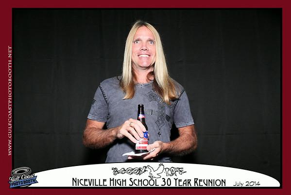 Niceville Class of 1984 Photobooth
