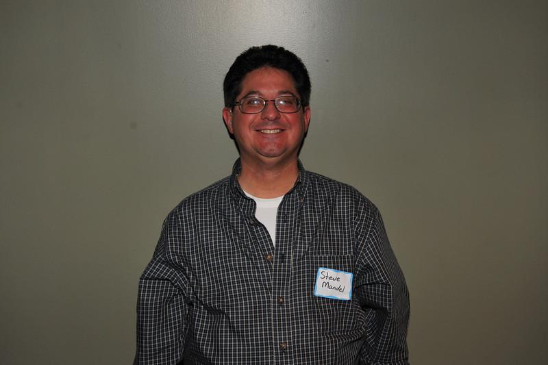 Mr. Steve Mandel