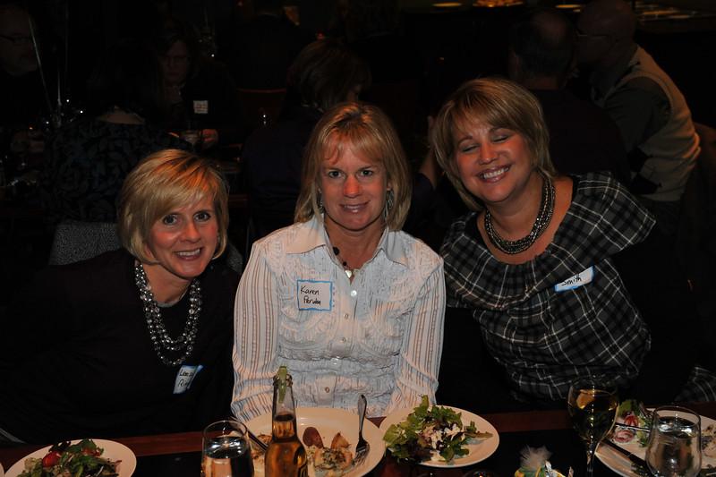 Leesa, Karen, & Amy
