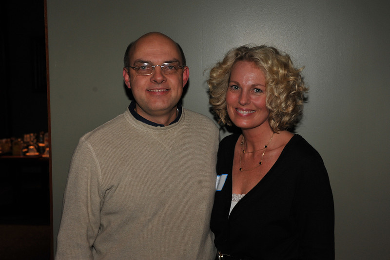 Angie (Kath) Coughlin and husband Jeff