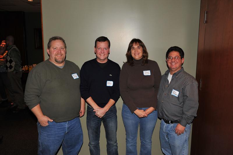 Kurt, Dave, Lori, & Steve