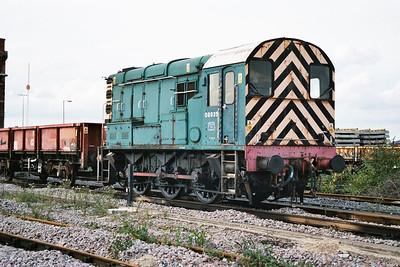 08925 in DR Wagon Repair Yard.