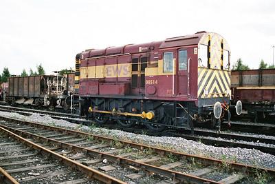 08514 in DR Wagon Repair Yard.